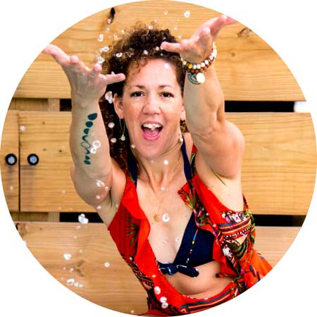 image of Jessica Banks on Panama City Beach. a Reiki Master, Energy Healer, and Yogini