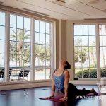 Surya Namaskara Sun Salutation Yoga Class with Jessica Banks